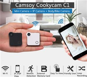 WIFI P2P IP Mini Camera