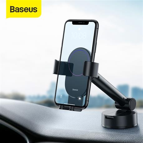 Baseus Gravity Car Phone Holder Suction Cup Mobile Phone Holder Stand, Cell Phone Support in Car Phone Stand