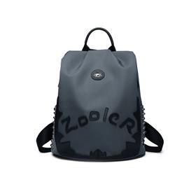 Top Nylon Cowhide Backpack Luxury Backpacks Large Capacity Top Quality Women Bag