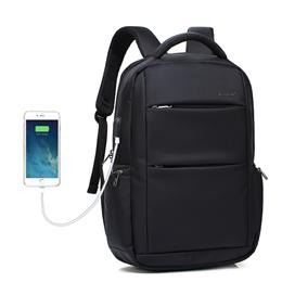 Brand Backpacks USB Charging 16inches Laptop Back pack Men Teenagers Travel  Bag