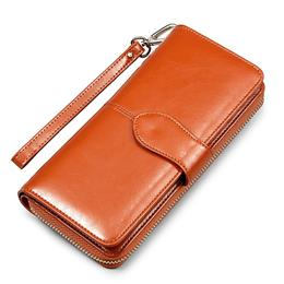 Hot Sale Wallet Brand Coin Purse Split Leather Women Wallet Purse