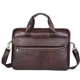 L Genuine Leather Men Bag Men Messenger Bags Shoulder Crossbody Bags Men's Briefcase Handbags Leather Laptop Bag Male