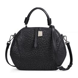 Designer Brand New Style Women Leather Bag Fashion Round Party Bags Elegant Bag