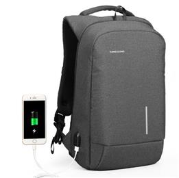 15inches Men Laptop Backpack External USB Charge Antitheft Computer 13inches Backpacks Male Waterproof Bags New Arrival