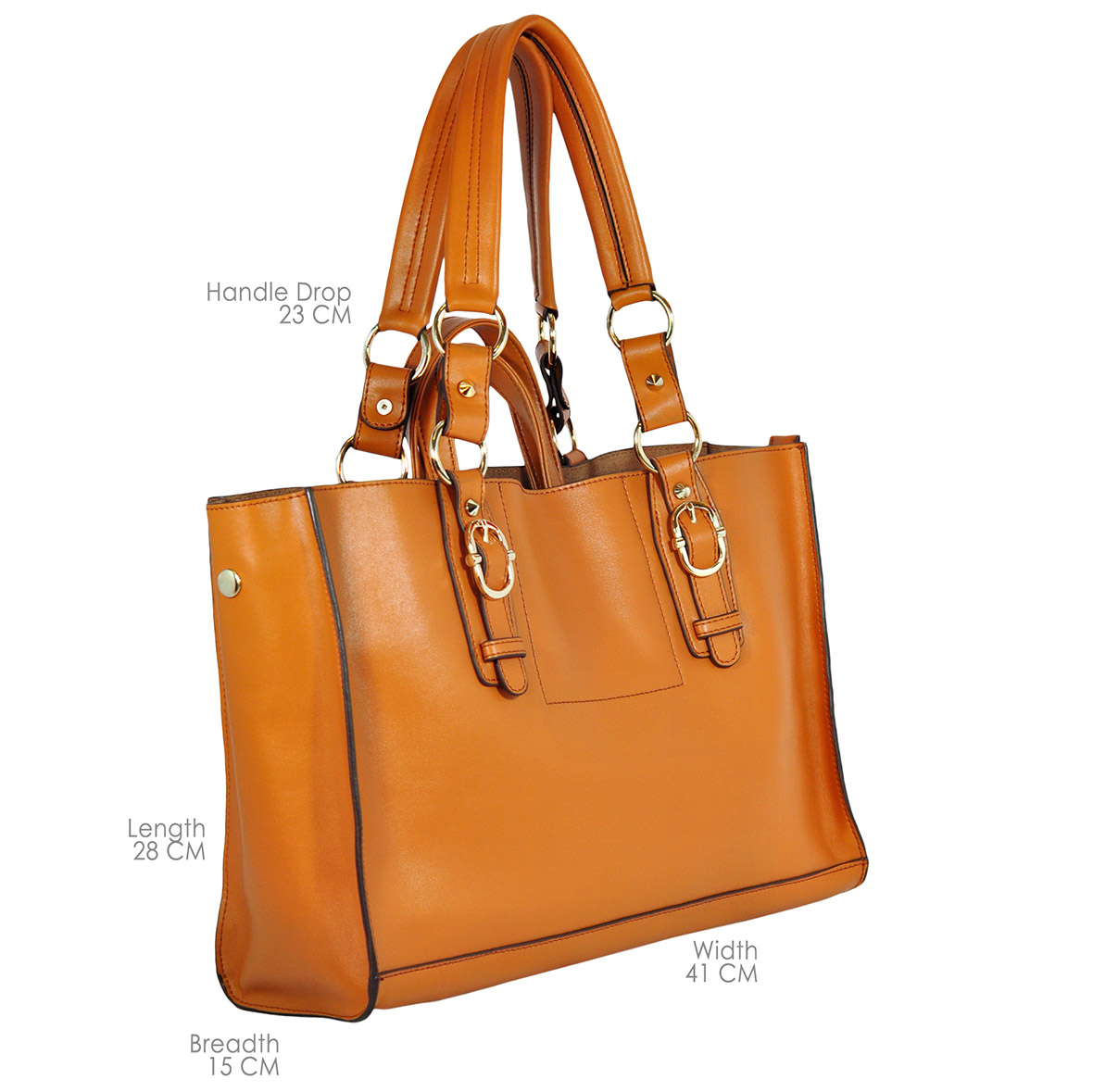 THE BOULEVARD TOTE