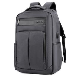 Start New Casual Men Shoulder Bag Backpack Student Laptop Laptop Bag Functional Backpack