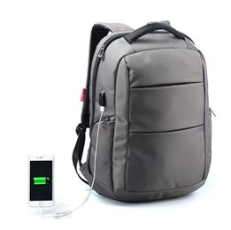 External Charging USB Function Laptop Backpack Anti-theft Man Business Dayback Women Travel Bag 15.6 inch