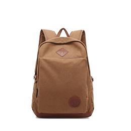 Fashion Men Women's Backpack Canvas Travel Laptop Bag Rucksacks Fama...