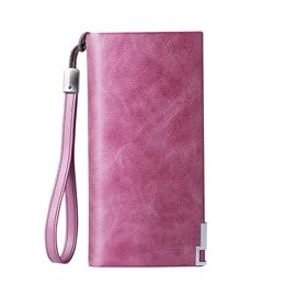 Long Lady Purse Female Card Holder Phone Coin Pocket Fashion Wallet Women