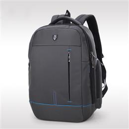 Waterproof School Backpack Bag For College Simple Design Men Casual Male...