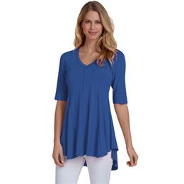 Summer Fashion Women's Casual New V-neck T-Shirt