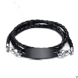 Fashion Men's Jewelry Bracelet Handmade Bracelet