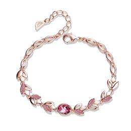Women Bracelet For Women Bangle Austrian Rhinestone Fashion Jewelry