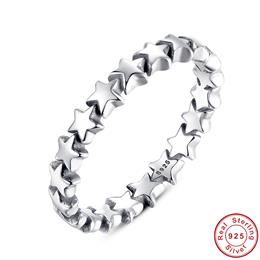Ring For Women Wedding 100% 925 Sterling Silver Jewelry 2018 HOT SELL