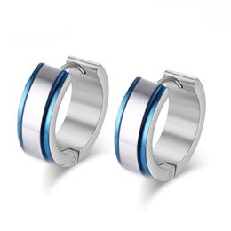 Hoop Earring Stainless Steel Earings For Women Men