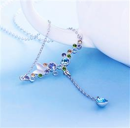 Women Necklace Pendants S925 Sterling Silver Jewelry