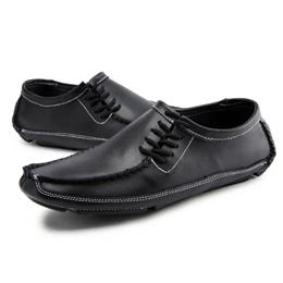 New Comfortable Handmade Leather Shoes Casual Mens Flats Design Men Driving Shoes