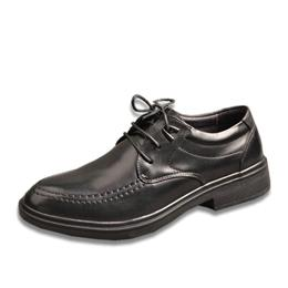 Lace-up Business Casual Shoes Genuine Leather Mens Dress Shoes