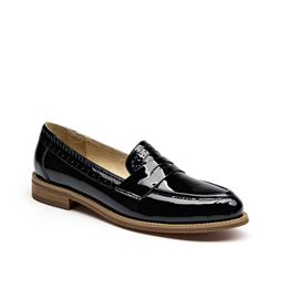 Penny Loafers Women Top Quality Genuine Leather Shoes Moccasin Fashion Ladies Flats