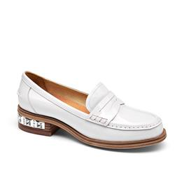 Women New Fashion Round Toe Patent Cow Leather Ladies Flats