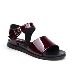 Genuine Cow Leather Sandal Women Open Toe Ladies Fashion Shoes