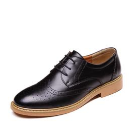 Men's Shoes Man Leather Footwear Casual Shoes Fashion Men Oxford Men Dress Shoes