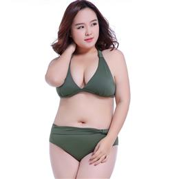 Push Up Sexy Bikini Plus Size  Swimwear For Women 2018 Summer Swimuit