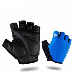 Cycling Gloves Half Finger Bike Gloves Shockproof Breathable MTB Mountain Bicycle Gloves