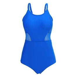 2018 Women One Piece Swimwear Plus Size Swimsuit