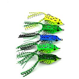 5.5CM 8G With Hook Top Water isca Artificial floating Fishing Tackle