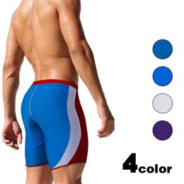 Hot Beach Swimwear Men Swimming Trunks