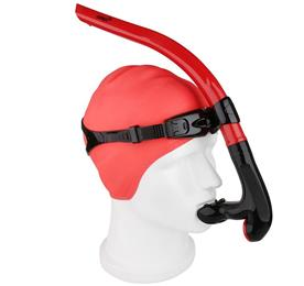 Professional Open Top Snorkels Underwater Swimming Diving Snorkeling Equ...