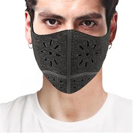 Bike Mask For Face Mouth-Muffle Mask Dust Dustproof Bicycle Sports Protect Training Mask
