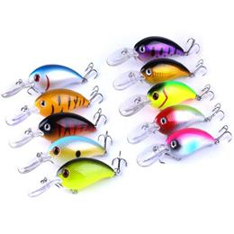 Big Crankbait Fishing Wobblers Tackle 14g 10cm Pesca Swim Crank Bait
