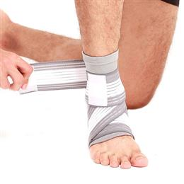 1PCS Professional Sports Ankle Strain Wraps Bandages Elastic Ankle Support