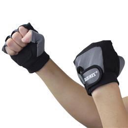 1 Pair Men Women Gym Half Finger Fitness Sports Weightlifting Sport Breathable Gloves