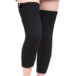 1 Pair Long Cashmere Warm Kneepad Wool Knee Support