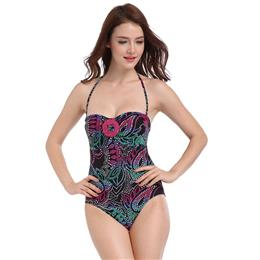 Fat MM Swimwear Plus Large Size Push Up Slim Fit Bathing Suits