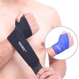 Steel Brace Wrist Support Splint Fractures Carpal Tunnel Sport Sprain for Weight Lifting Protector