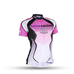 Outdoor Sports Custom Short Sleeve Cycling Tops
