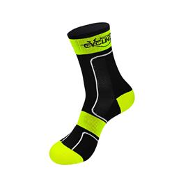 Unisex Sportswear Compression Breathable Quick Dry Cycling Socks