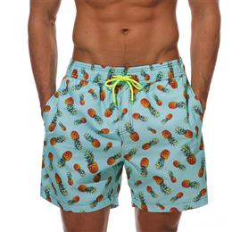Quick Dry Summer Mens Siwmwear Mens Beach Board Shorts Briefs