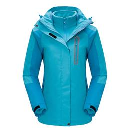 Woman Windbreaker Waterproof Outdoor Snowboard Skiing Winter Jacket
