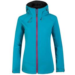 Windproof Water Resistant Softshell Outdoor Jacket Women Hiking Warm Coat