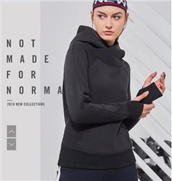 Womens Yoga Hooded Jacket Sports Hooded Gym Sportswear