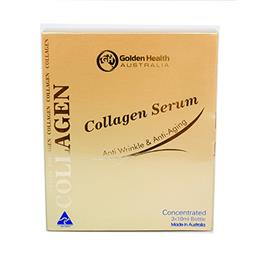 Golden Health Collagen 3x10ml Serum GH-CL3x10