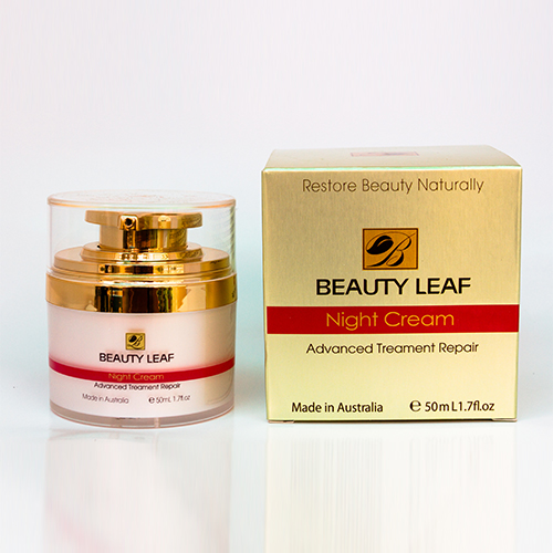 Beauty Leaf Night Cream 50ml BL-NC50