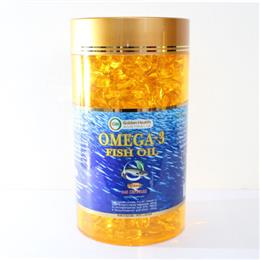 Golden Health Omega-3 Fish Oil 1000mg (365 capsules) GH-OME365