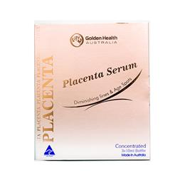 Golden Health Concentrated Placenta 3x10ml Serum GH-PL3X10
