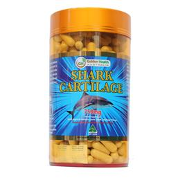 Golden Health Shark Cartliage 750mg (200 capsules) GH-SHA200